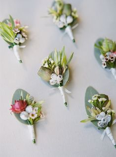 Wedding boutonnieres for the groom. Natural Australian flowers, gumnuts and leaves for a country wedding in NSW at Goonoo Goonoo Station Wedding Tamworth NSW - Captured by Fine Art Film Wedding Photographer Sheri McMahon Western Wedding Dresses, Luxury Wedding Dress, Country Wedding Centerpieces, Wedding Decorations, Wedding Bouquets, Wedding Flowers, Australian Flowers, Phuket Wedding, Wedding Blog