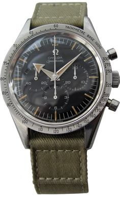 Great old Speedmaster Omega.