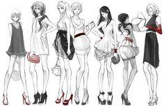 Anime Fashion.: More