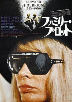 La trama - Family Plot (1976) | La última película de Alfred Hitchcock... Gracias a su trabajo como médium farsante, Blanche tiene la oportunidad de...