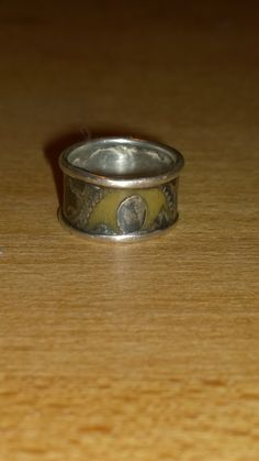 Steampunk ring Kevin