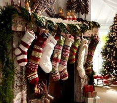 Not Christmas without stockings