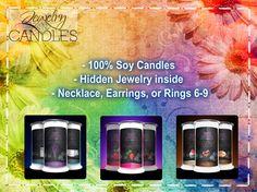 Jewelry in Candles!!  https://www.jewelryincandles.com/store/laburch
