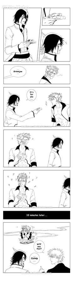 Humor Bleach