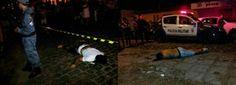 Blog do Gilvan BG: Polícia registra duplo homicídio no Santarém