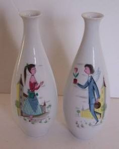 Peynet The Lovers Rosenthal Selb Germany Give It To Me, Germany, Lovers, Vase, Artist, Home Decor, Art, Decoration Home, Room Decor