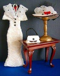 Miniature hat