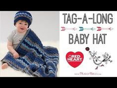 [Video Tutorial] Making Your First Blanket & Hat Set Is Easy- If You Follow This Pattern - Page 2 of 2 - Knit And Crochet Daily