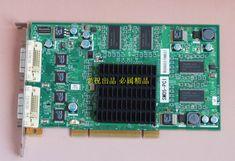 VREngine SMD5 PCI 5MB Dual DVI Graphics Card Video Card, Graphics, Ebay, Graphic Design, Printmaking
