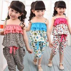 Compra ropa niña conjunto online al por mayor de China, Mayoristas ...