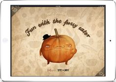 Fussy Eater Story (part 1) by THE STORY , via Behance