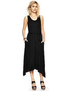 Trapeze midi dress - Perfect to shoot a wedding in.