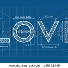 Android app blueprint 3d review click the image to learn more abstract love blueprint with love quotes buy this stock vector on shutterstock find other images malvernweather Images