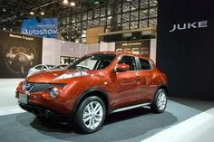 Nissan Juke, I would LOVE one just like this!!!