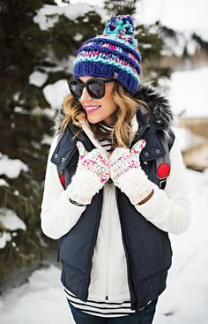 The 3 Stylish Snow Essentials You Need (via Bloglovin.com )