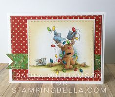 Stamping Bella 2016 Holiday Release now available! Click through for full details, links to the store and more inspiration!