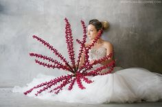 We love winter weddings! Here's absolutely everything you need to win you over to the winter wedding theme too. African Wedding Dress Designers, South African Wedding Dress, South African Weddings, Designer Wedding Dresses, Winter Wedding Inspiration, Creative Inspiration, Flower Designs, Wedding Bouquets, Flower Arrangements