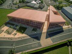Culture and sports center   Atelier Ferret Architectures - Equipements sportifs, culturels et logements