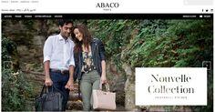 Site de vente en ligne ABACO  http://www.abaco-eshop.com/