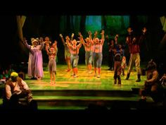 ▶ Shrek The Musical at Chicago Shakespeare Theater - YouTube
