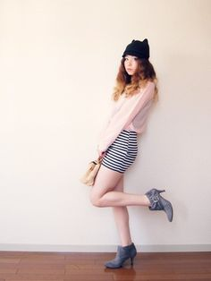xoxo hilamee shoes bag hat skirt shirt
