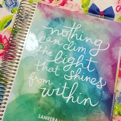 So excited my new @erincondren life planner has arrived! Any tips and tricks guys? @bysameera