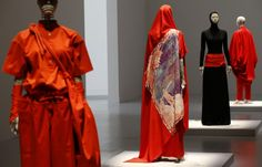 The National Art Center in Japan is displaying works from one of the world's most renowned fashion designers — though he detests being called one. Issey Miyake, Color Cian, Fashion Design For Kids, Toronto Star, Boutique, Art Museum, Tokyo, Art Gallery, Kimono Top