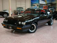 1987 Buick Grand National I wanted one of these when I was 16!! Great condition! - LGMSports.com