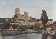 Ruines Du Chateau De Będzin. Illustration for Autour Du Monde (L Boulanger, c 1900). Commonwealth, Coat Of Arms, Poland, Illustration, Images, Coats, History, Pictures, Painting