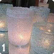 mason jar crafts - Bing Images