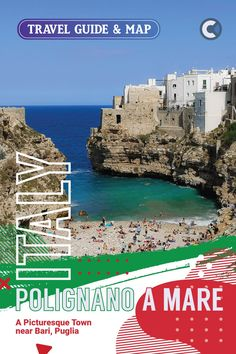 Located right next to Bari, Polignano a Mare is a very popular 1-day destination among local and foreign tourists. Given its relatively small size, this little gem of Puglia has plenty to offer, thus many visitors ight misscalculate the time during this unforgettable visit to Polignano a Mare. But don't worry, in this article you'll find all the information required to get the most from your #travel to Polignano a Mare, or at least avoid making the same mistakes I did. #Puglia #Italy #Europe #EU Europe Destinations, Amazing Destinations, Europe Eu, Travel Europe, Ukraine, All About Italy, Popular 1, Things To Do In Italy, Budget