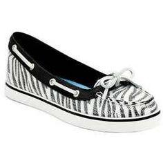 Zebra sperrys