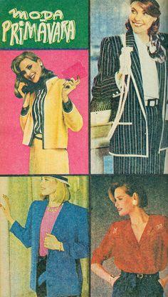Retro Romanian Fashion (70's & 80's)