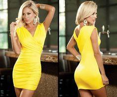 Sexy Clubwear Party Dress Mini Dress