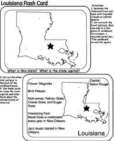 Louisiana state symbols coloring sheets 2 road trip for Louisiana state symbols coloring pages