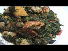 Edikang Ikong Soup :Nigerian Food