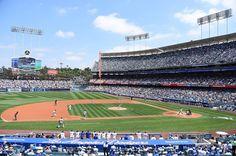 Baseball Live, Better Baseball, Baseball Field, Baseball Cards, Suntrust Park, Baseball Necklace, Baseball Photography, Dodger Stadium, Baseball Equipment