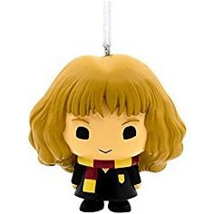 Hallmark 2018 Ornament Harry Potter Hermoine Granger - New In Box.Boxed Christmas tree ornament by Hallmark.Perfect gift for Harry Potter Hermione Granger fans. Harry Potter Christmas Ornaments, Hallmark Christmas Ornaments, Christmas Decorations, Tree Decorations, Harry Potter Gifts, Harry Potter Books, Harry Potter Hermione Granger, Warner Bros, Warner Brothers
