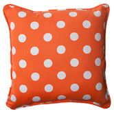 Found it at Wayfair - Polka Dot Corded Throw Pillow