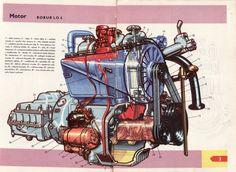 Buku manual untuk mesin Robur