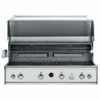 """Milcarsky's Appliance Centre' ~ GE Monogram 54"""" Outdoor Cooking Center Stainless"""