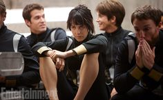 PICS: New Stills from The Hunger Games: Catching Fire
