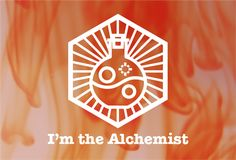 I'm 'The Alchemist'. Want to find out your personality? Take the Who Am I? quiz: http://you.visualdna.com/quiz/whoami