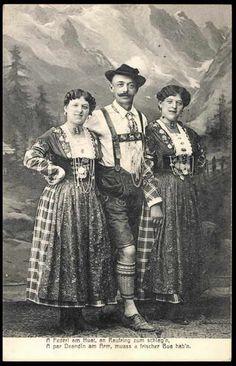 swiss german women folk - Dirndl Lederhosen Bavaria, Regional Traditional, Google Search, German Swiss Austrian Regional, Traditional Clothing