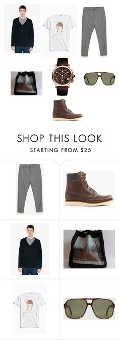 """""""Men's Fall"""" by allpeoplewilltravel on Polyvore featuring Wallace, Urban Outfitters, Gucci, men's fashion and menswear"""