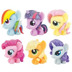 MLP Fashems Series 2 Character Figures