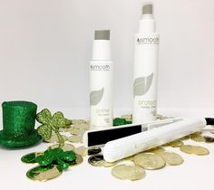 Happy #StPatricksDay ! Celebrating all day long? Make sure your hair is primed and protected. Plus you may wanna pop your mini #flatiron in your tote for last minute touch ups  Wishing you a #lucky day with a pot of gold at the end!