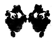 This Inkblot Test Will Reveal How F***** Up You Are
