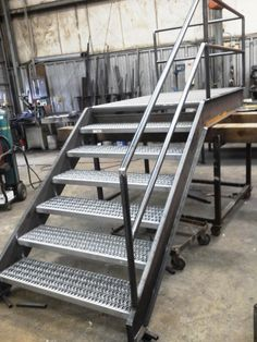 Best Unique Prefab Metal Stairs 1 Prefabricated Steel Stairs 400 x 300