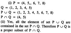 Selina Concise Mathematics Class 8 ICSE Solutions Chapter 6 Sets - CBSE Tuts Empty Set, Composite Numbers, Discrete Mathematics, Natural Number, Isosceles Triangle, Maths Exam, Prime Numbers, Class 8, Lettering